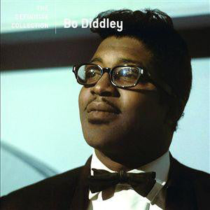 (Used CD) - Bo Diddley - Difinitive Collection