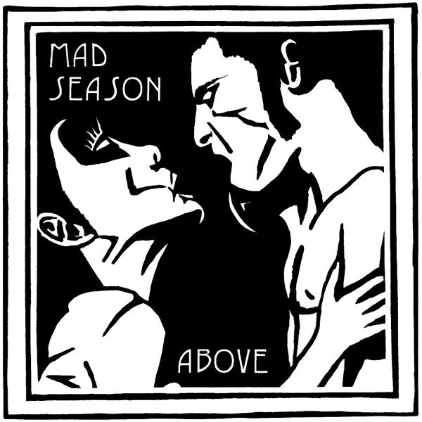 Mad Season - Above (New CD)