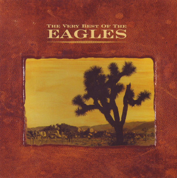 Used CD - The Eagles - The Very Best Of The Eagles