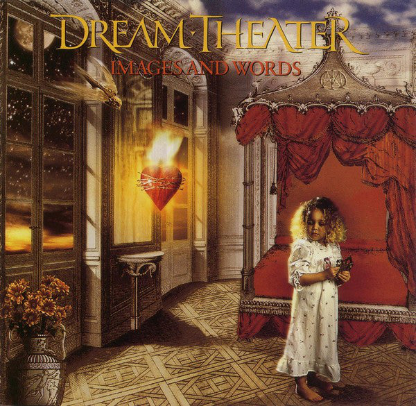 Used CD - Dream Theater - Images And Words