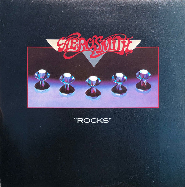 Aerosmith - Rocks (New Vinyl)