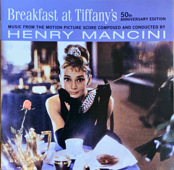 Henry Mancini ‎– Breakfast At Tiffany's (Music From The Motion Picture Score) - 50th Anniversary Edition (New CD)
