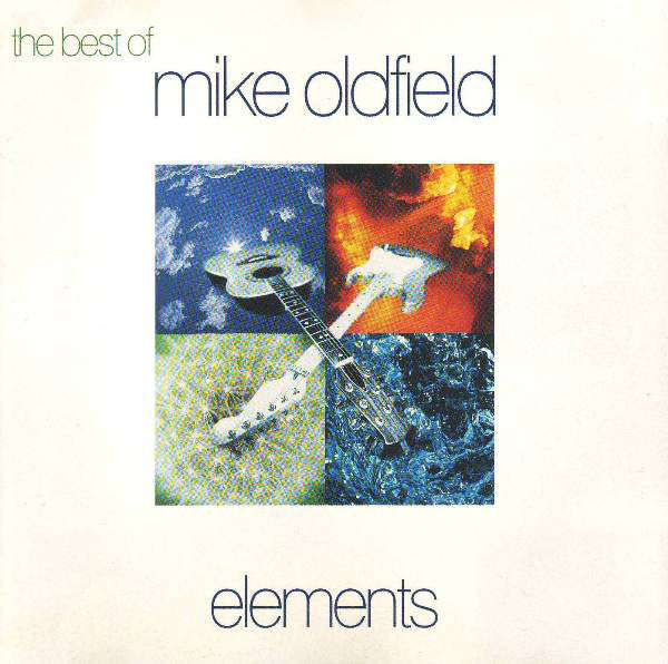 (Used CD) - Mike Oldfield - The Best of Mike Oldfield: Elements