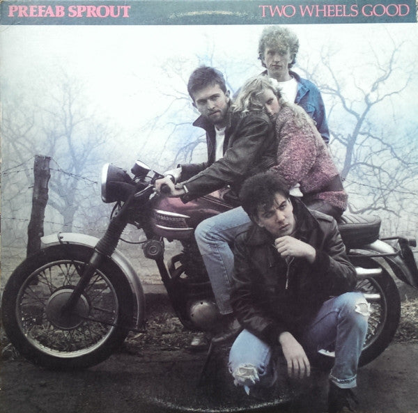 Used CD - Prefab Sprout - Two Wheels Good