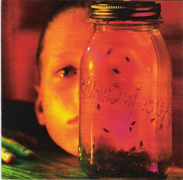 Used CD - Alice In Chains - Jar Of Flies