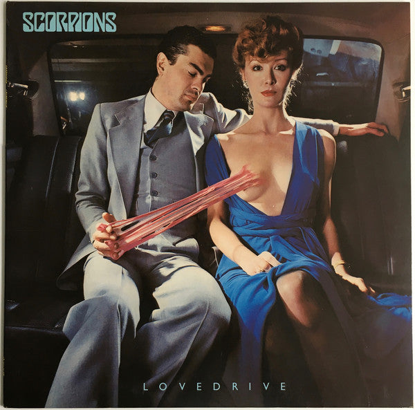 Used CD - Scorpions - Lovedrive (Rm)
