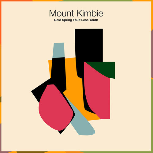 Mount Kimbie - Cold Spring Fault Less Youth ( (New Vinyl)