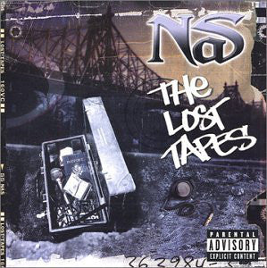 (Used CD) - NAS - The Lost Tapes