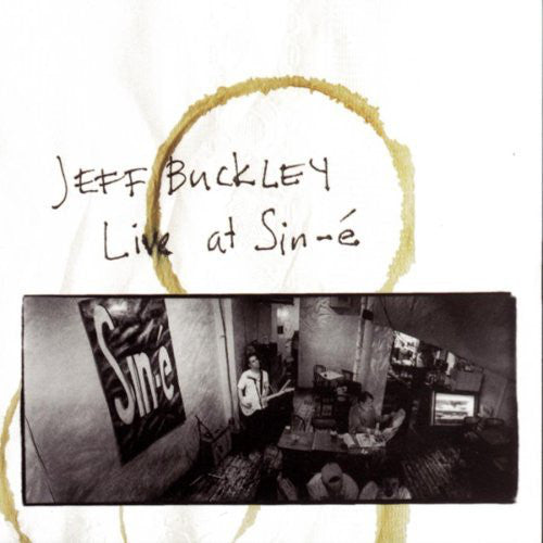 Used CD - Jeff Buckley - Live At Sin-e (Legacy Edition) (2CD+DVD)
