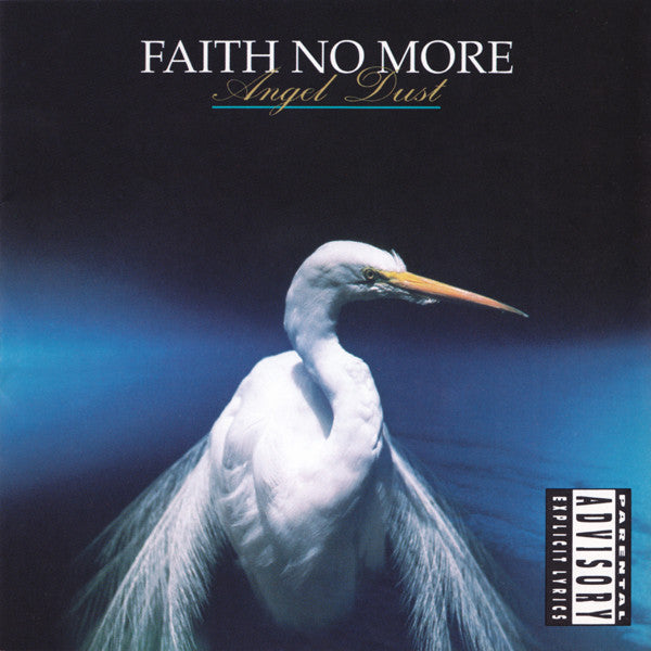 (Used CD) - Faith No More - Angel Dust