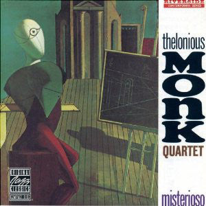 Used CD - Thelonious Monk - Misterioso