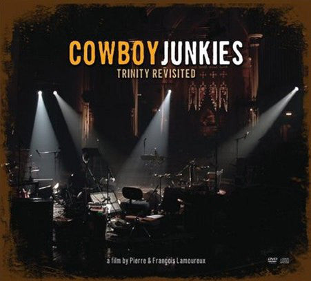 Used CD - Cowboy Junkies ‎– Trinity Revisited