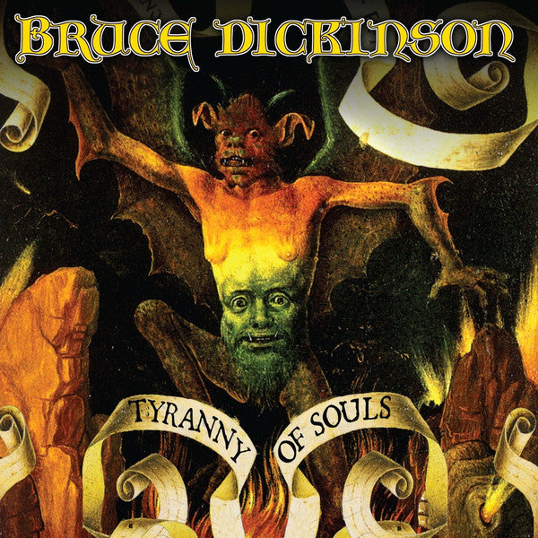 (Used CD) - Bruce Dickinson - Tyranny of Souls