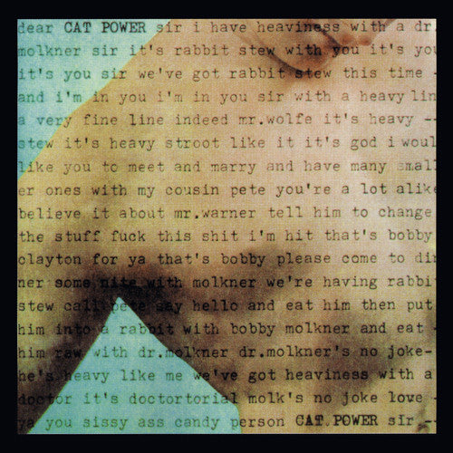 (Used CD) - Cat Power - Dear Sir