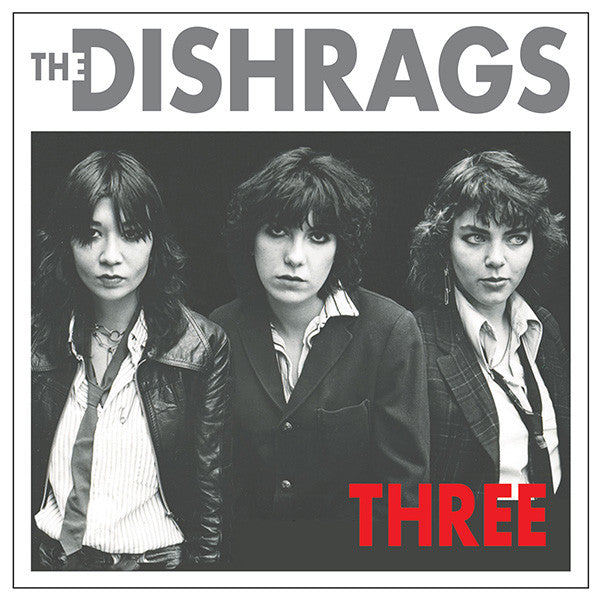 Dishrags - Three (New Vinyl)