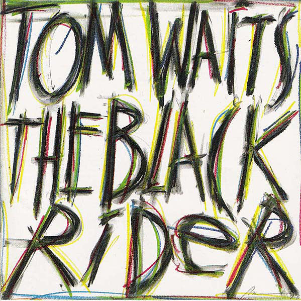 Used CD - Tom Waits - The Black Rider