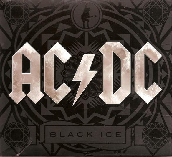 Used CD - Ac/Dc - Black Ice