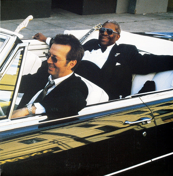 Eric Clapton w/ B.B. King - Riding With The King (20th Anniversary Reissue) (New Vinyl)