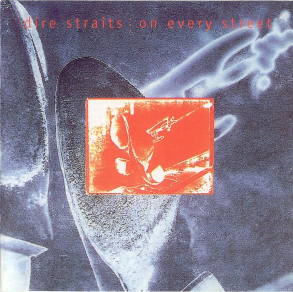 (Used CD) - Dire Straits - On Every Street