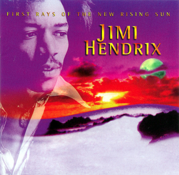 (Used CD) - Jimi Hendrix - First Rays of the New Rising Sun