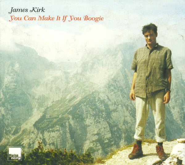 (Used CD) - James Kirk - You Can Make It If You Boogie
