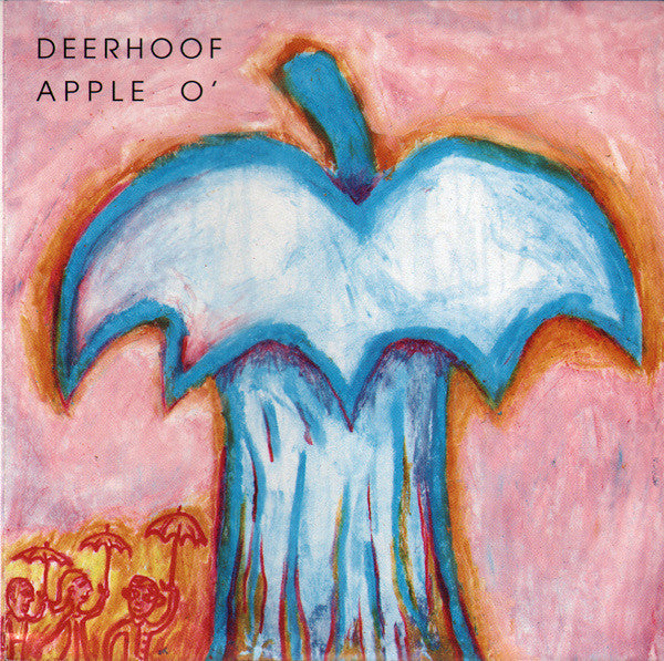 (Used CD) - Deerhoof - Apple O'