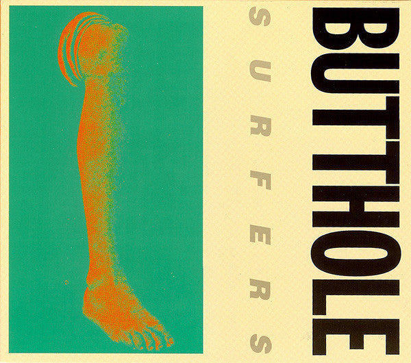 (Used CD) - Butthole Surfers - Rembrandt Pussyhorse