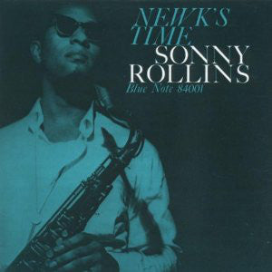 Used CD - Sonny Rollins - Newks Time (Rm)