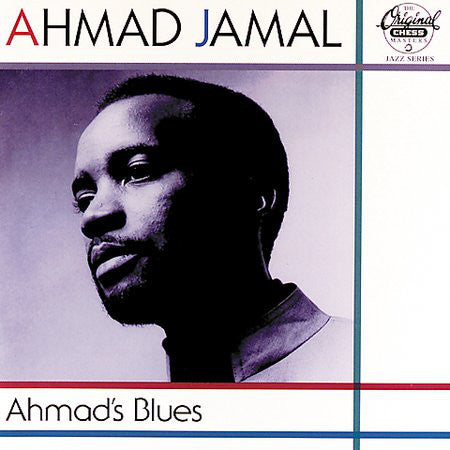 Used CD - Ahmad Jamal - Ahmads Blues