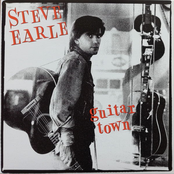 Steve Earle - Guitar Town (180g) (New Vinyl)