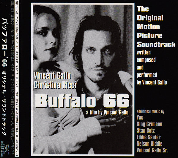 (Used CD) - Soundtrack - Buffalo 66