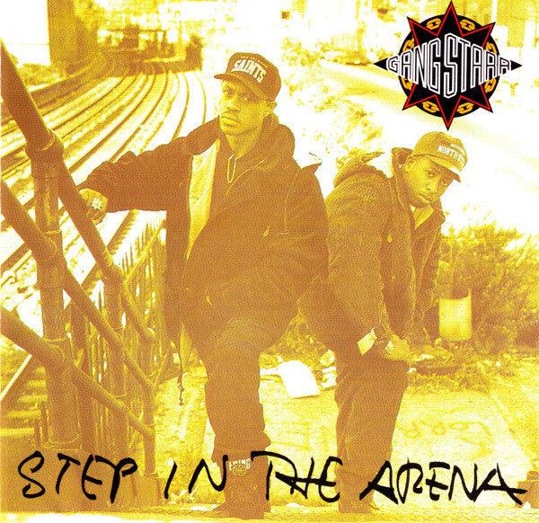 (Used CD) - Gang Starr - Step in the Arena