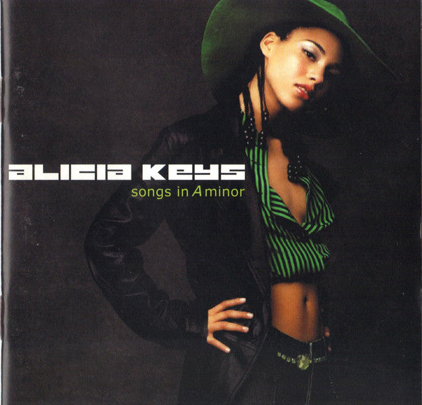 Used CD - Alicia Keys - Songs In A Minor
