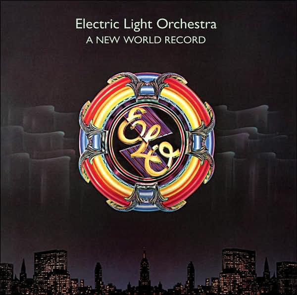 Electric Light Orchestra - A New World Record (EXPANDED E (NEW CD)