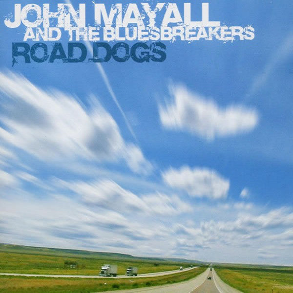 John Mayall & The Bluesbreakers - Road Dogs (Ltd Numbered 180g Colour) (New Vinyl)
