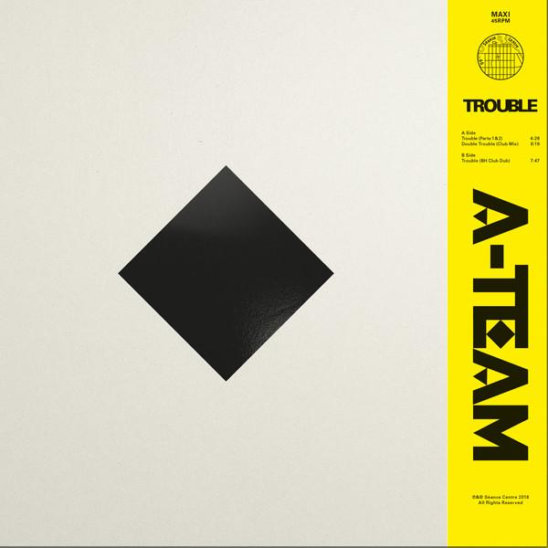A-Team - Trouble 12 In. (New Vinyl)