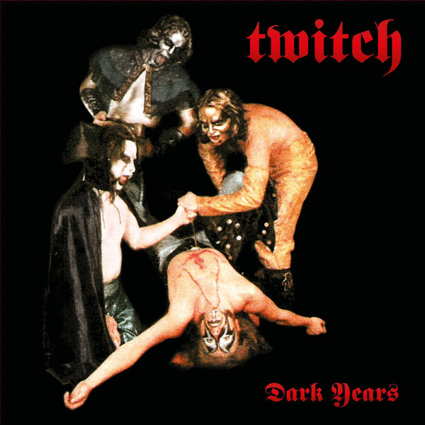 Twitch - Dark Years (New Vinyl)