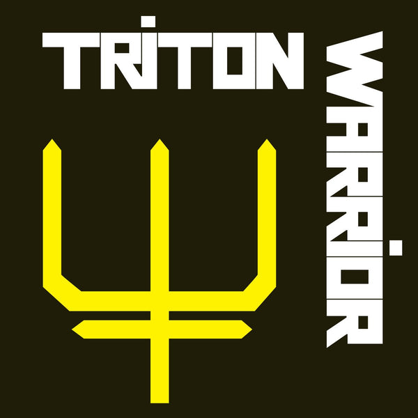 Triton Warrior - Satans Train 7 In. (Black) (New Vinyl)