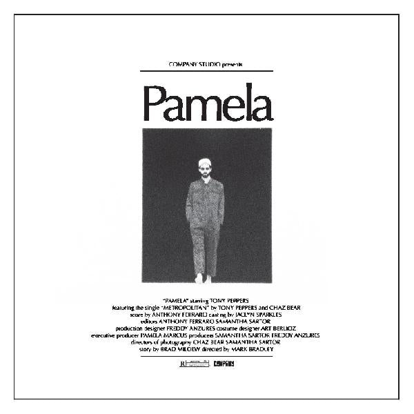 "Tony Peppers - Pamela (7"") (New Vinyl)"