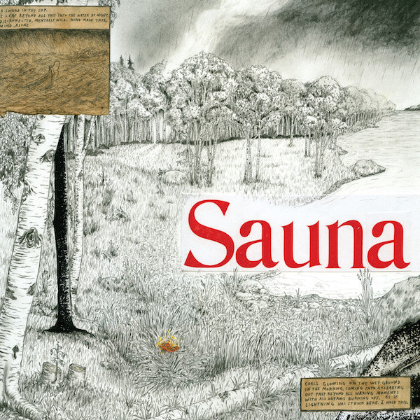 Mount Eerie - Sauna (NEW VINYL)