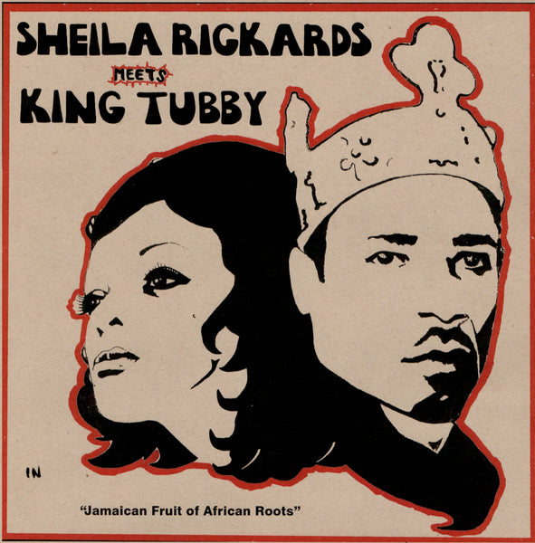 Sheila Rickards Meets King Tubby - Jamaican Fruit Of African Roots (New Vinyl)