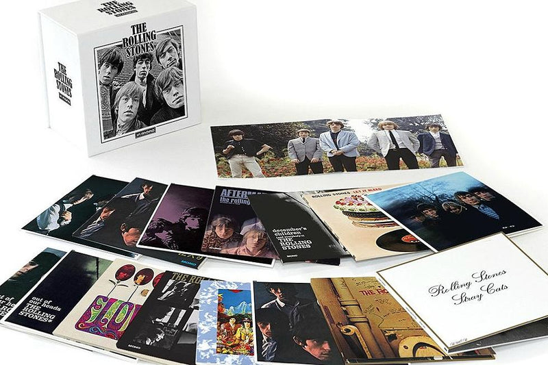 Rolling Stones - Mono Boxed Set (New CD)