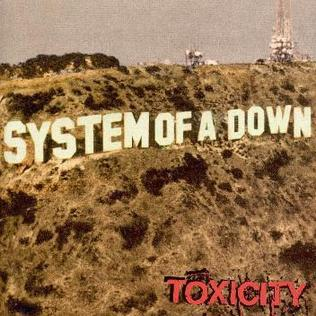 Used CD - System Of A Down - Toxicity