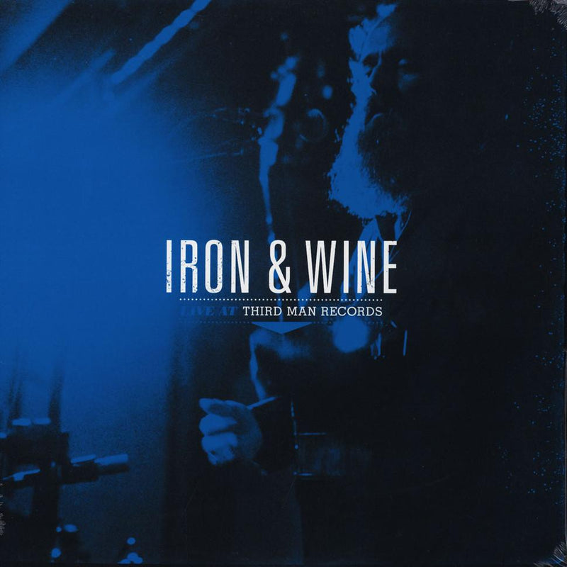 Iron And Wine - Live At Third Man Records (New Vinyl)