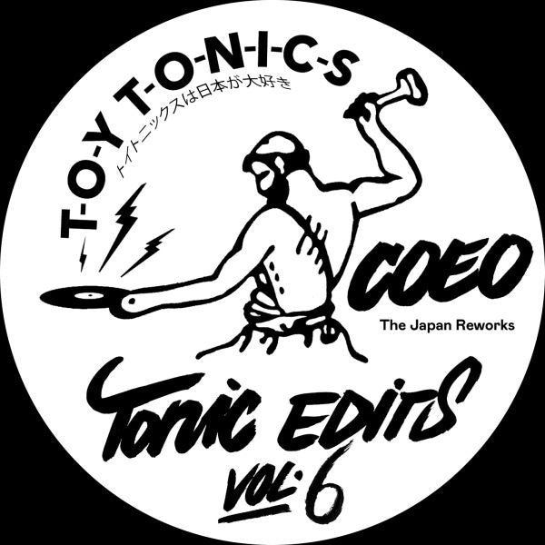 "COEO - Tonic Edits V6: The Japan Reworks 12"" (New Vinyl)"