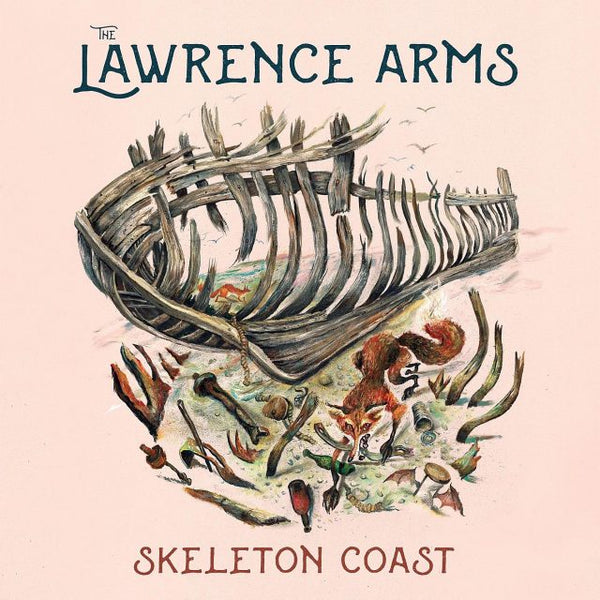 Lawrence Arms - Skeleton Coast (indie shop version/colour) (NEW VINYL)
