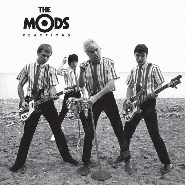Mods - Reactions (New Vinyl)