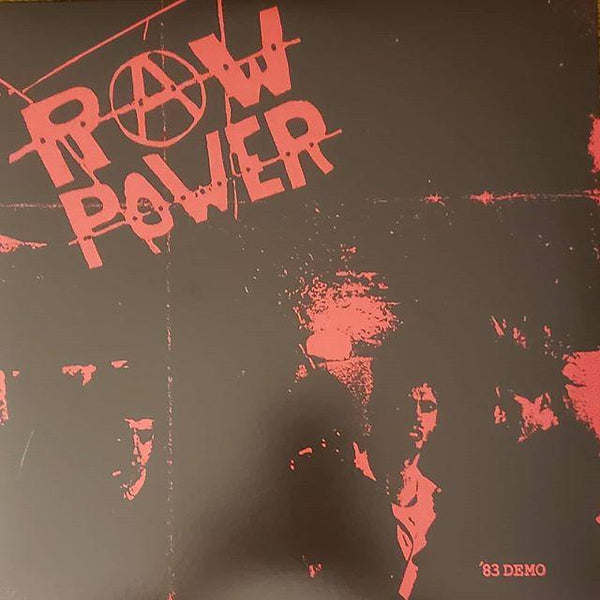 Raw Power - 83 Demo (New Vinyl)