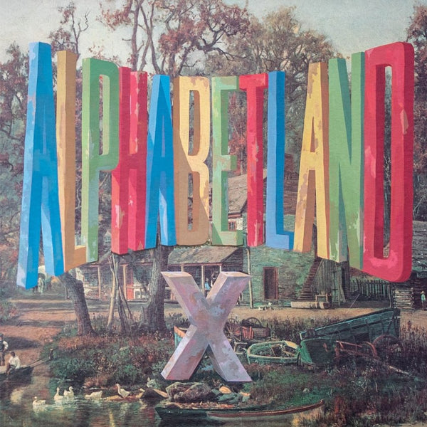 X - Alphabetland (New Vinyl)