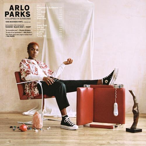 Arlo Parks - Collapsed In Sunbeams (Indie Exclusive Yellow Vinyl) (New Vinyl)